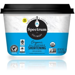Spectrum EssentialsOrganic All Vegetable Shortening