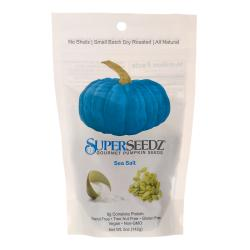 SuperSeedzGourmet Pumpkin Seeds - Sea Salt