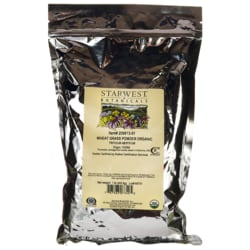 Starwest BotanicalsWheat Grass Powder Organic