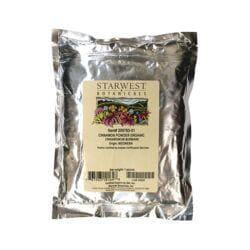 Starwest BotanicalsCinnamon Powder Organic