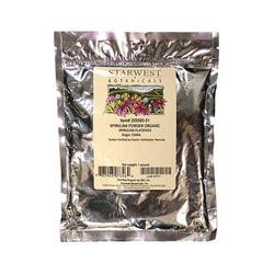 Starwest Botanicals Spirulina Powder Organic