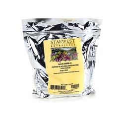Starwest BotanicalsPepper Black Malabar Whole Organic