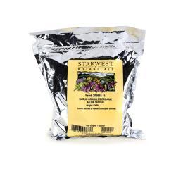 Starwest BotanicalsGarlic Granules Organic