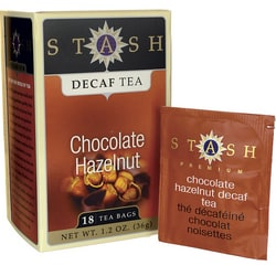 Stash TeaChocolate Hazelnut Decaf Tea
