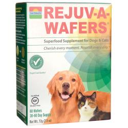 Sun ChlorellaRejuv-A-Wafers for Dogs & Cats
