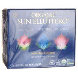 Sun ChlorellaOrganic Sun Eleuthero