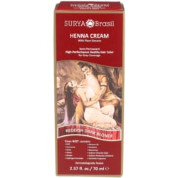 Surya BrasilHenna Cream With Plant Extracts - Reddish Dark Blonde