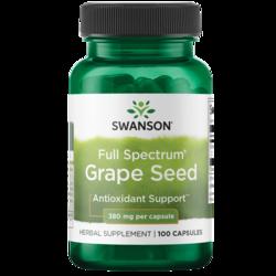 Swanson Premium Semilla de uva