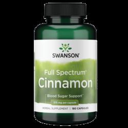 Swanson Premium Full Spectrum Cinnamon