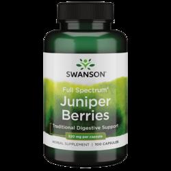 Swanson Premium Juniper Berries