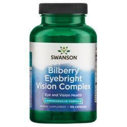Swanson PremiumBilberry Eyebright Vision Complex