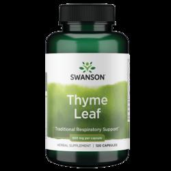 Swanson PremiumThyme Leaf