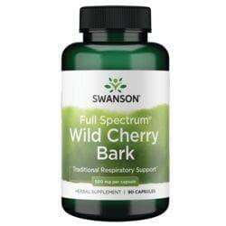 Swanson PremiumFull Spectrum Wild Cherry Bark