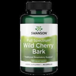Swanson Premium Full Spectrum Wild Cherry Bark