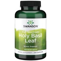 Swanson PremiumHoly Basil Leaf