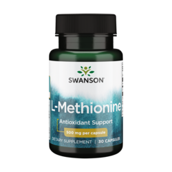 Swanson Premium 100% Pure L-Methionine