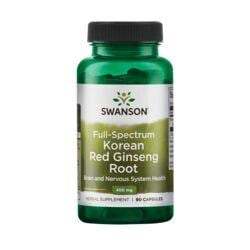 Swanson PremiumFull Spectrum Korean Red Ginseng Root