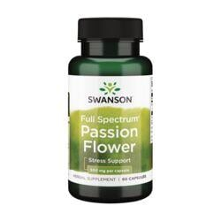 Swanson PremiumFull-Spectrum Passion Flower