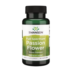 Swanson Premium Full-Spectrum Passion Flower
