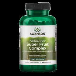 Swanson Premium Mangosteen/Pomegranate/Noni Complex