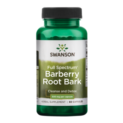 Swanson PremiumFull-Spectrum Barberry Bark
