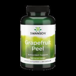 Swanson Premium Full-Spectrum Grapefruit Peel