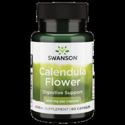 Swanson PremiumFull Spectrum Calendula Flower (Marigold)