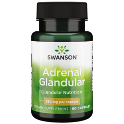 Swanson PremiumRaw Adrenal Glandular