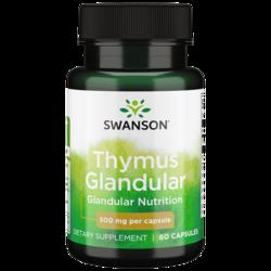 Swanson PremiumRaw Thymus Glandular