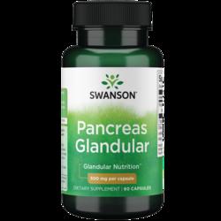 Swanson Premium Raw Pancreas Glandular