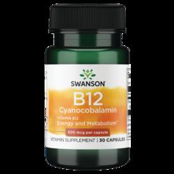 Swanson Premium Vitamin B-12