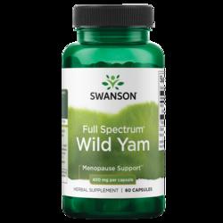 Swanson PremiumFull Spectrum Wild Yam