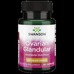 Swanson PremiumRaw Ovarian Glandular