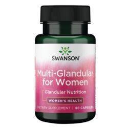 Swanson PremiumRaw Multi-Glandular For Women