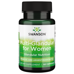 Swanson PremiumRaw Multi-Glandular For Women