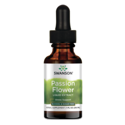 Swanson PremiumPassion Flower Liquid Extract (Alcohol and Sugar-Free)
