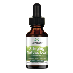 Swanson PremiumStinging Nettles Leaf Liquid Extract, Alcohol and Sugar-Free