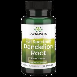 Swanson Premium Dandelion Root