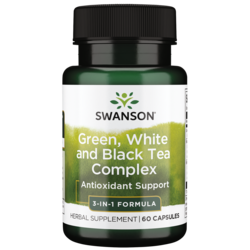 Swanson PremiumGreen, White & Black Tea Complex