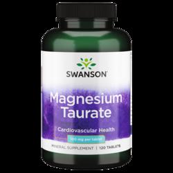 Swanson Premium (Taurato de) Magnesio