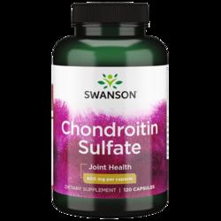Swanson Premium Chondroitin Sulfate