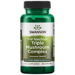 Swanson PremiumTriple Mushroom Complex