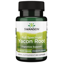 Swanson Premium Full Spectrum Yacon Root