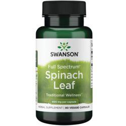 Swanson PremiumFull Spectrum Spinach Leaf
