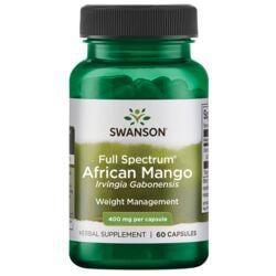 Swanson PremiumFull Spectrum African Mango (Irvingia Gabonensis)