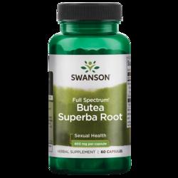 Swanson PremiumButea Superba Root, Full Spectrum