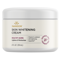 Swanson Premium Skin Whitening Cream, 96% Natural