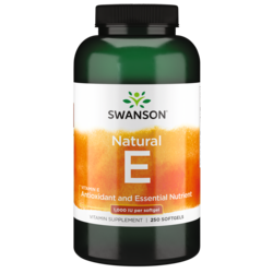 Swanson Premium Natural Vitamin E