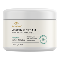 Swanson PremiumVitamin K Cream with Menaquinone-7