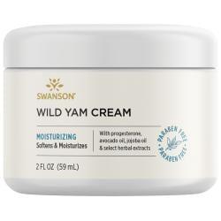 Swanson PremiumWild Yam Cream